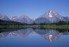 Mt Moran Reflection