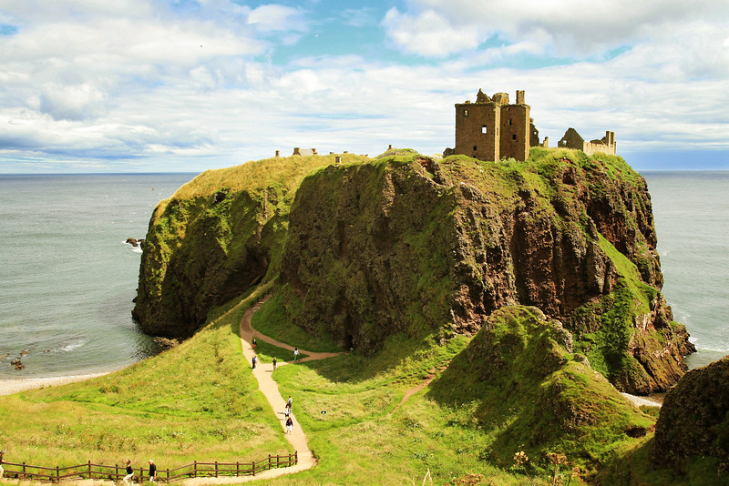 Dunnotar Castle, Scotland