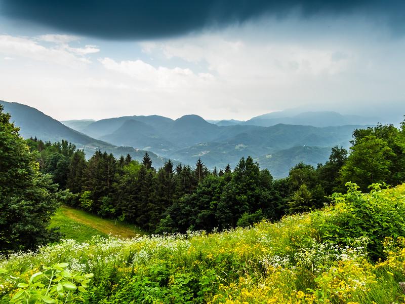 Vicentine Alps, Italy