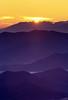 Wayah Bald Sunrise