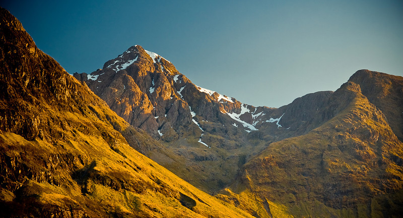 Grampian Mountains, Scotland