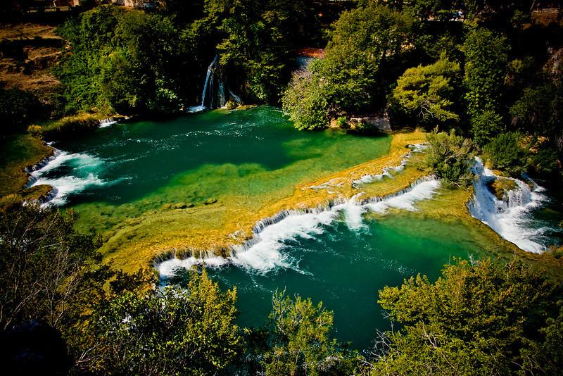 Krka Lakes National Park, Croatia