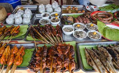 Lao street food
