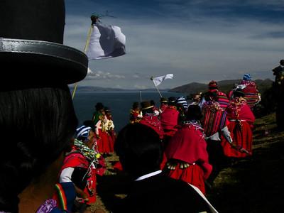 Ilha do Sol, Bolívia, 2007.