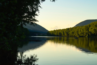 landscape in PA
