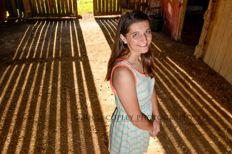 Grace - Lexington senior pictures photography