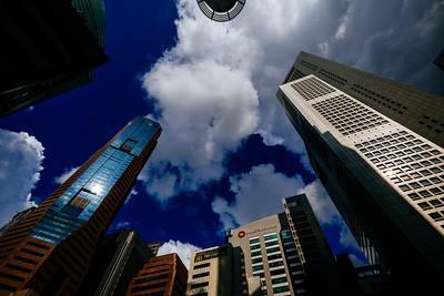 Singapore, Raffles Place