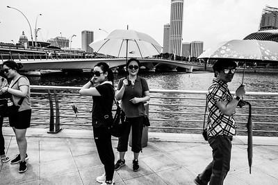 Singapore, Tourists