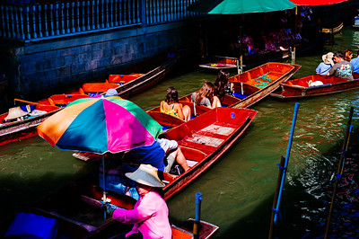 Bangkok, River Market