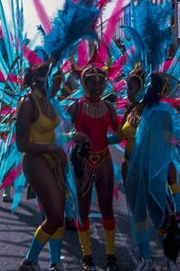 London, Notting Hill Carnival