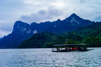 Viet Nam, Ba Be Lake