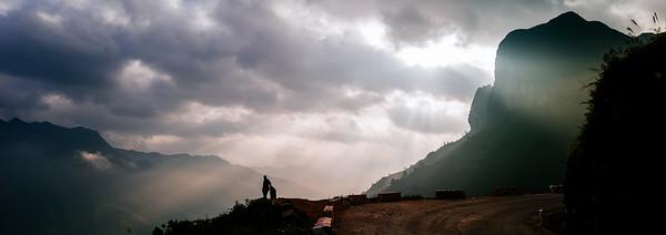 Viet Nam, Landscapes Northern Highlands