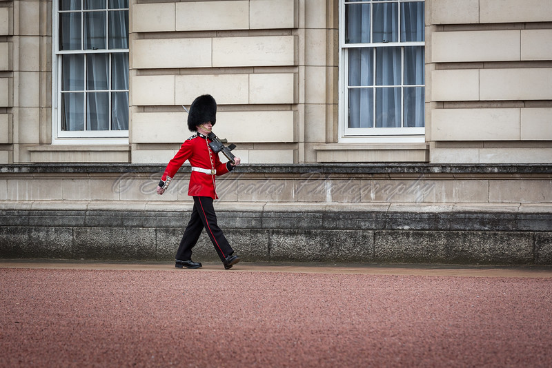 Buckingham Palace Guard March