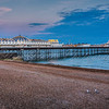 Brighton Pier Blue Hour
