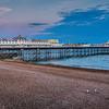 Brighton Pier Blue Hour