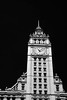 Wrigley Building Tower Clock