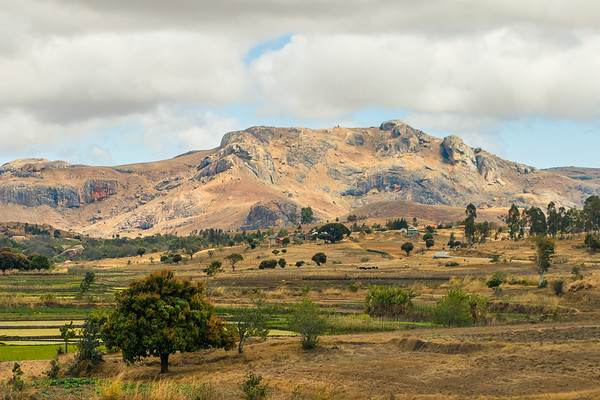 Madagascar Mountain