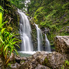 Finding Upper Waikani Falls