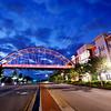 Pedestrian Bridge at Mercer University