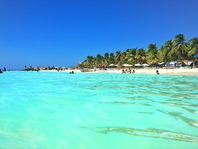 Isla Mujeres beaches 2