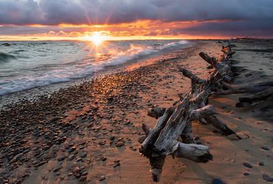 Whitefish Point Sunrise