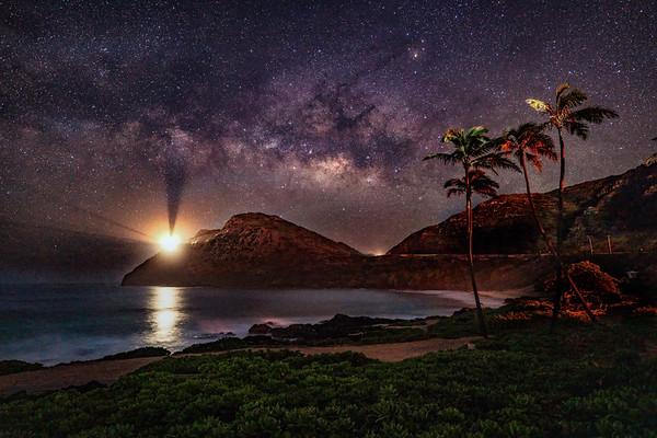 Makapuu Milky Skies