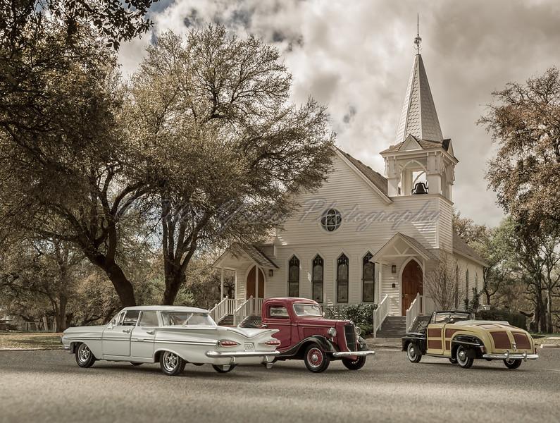 Visiting Methodist Church
