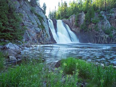 High Falls Summer