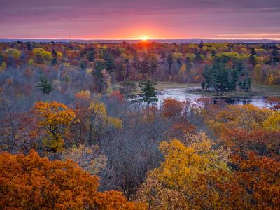 Itasca Sunrise