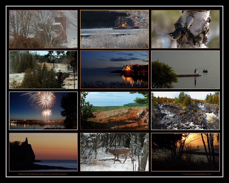2006 Calendar Images