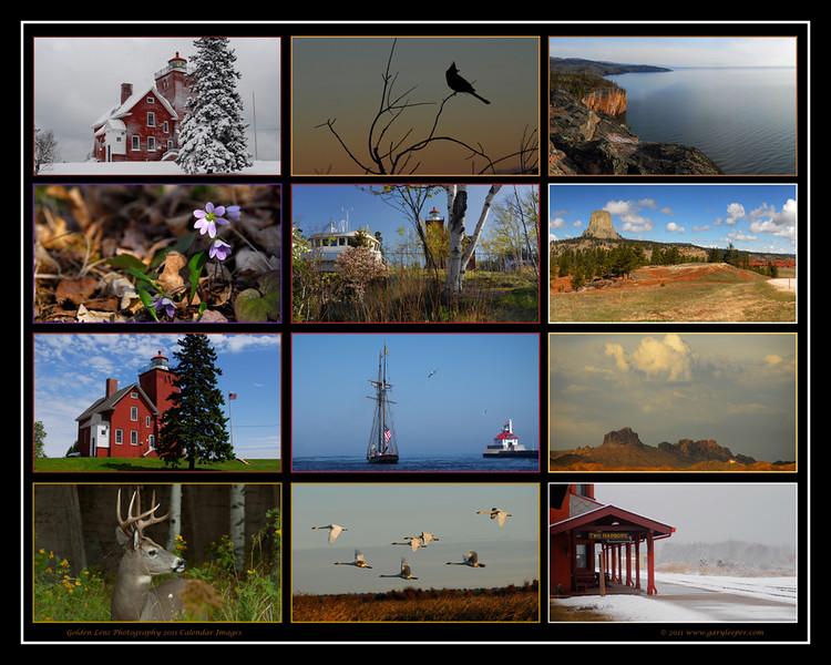 2011 Calednar Images