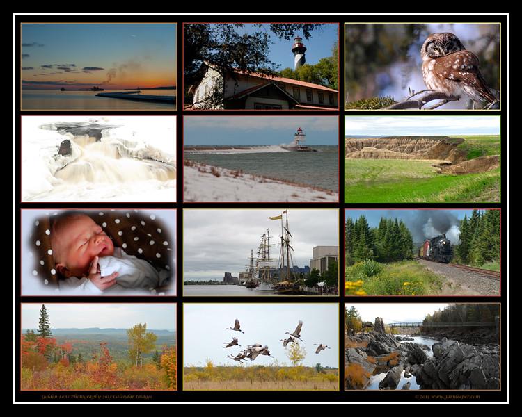 2013 Calendar Images