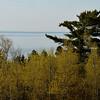 A calm Lake Superior