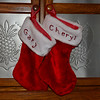 Gary & Cheryl Xmas Stockings