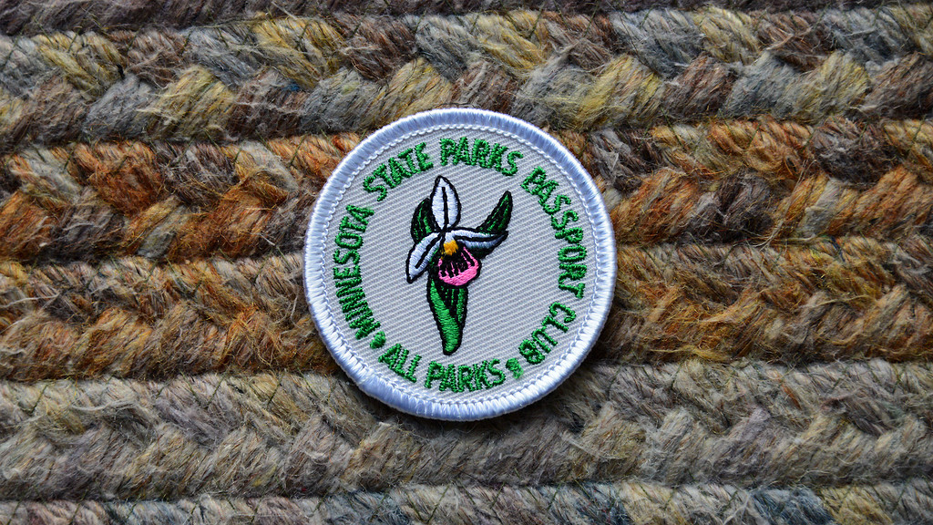 State Park Patch.