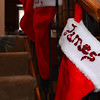 James' xmas stocking.