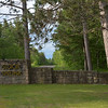 Stone Gate Entrance