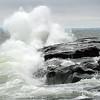 Thundering waves