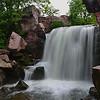 Pipestone Creek Waterfall.
