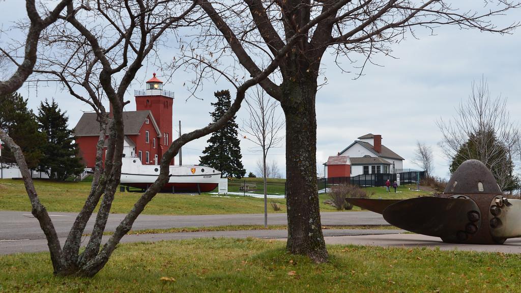 Two Harbors Light Station.