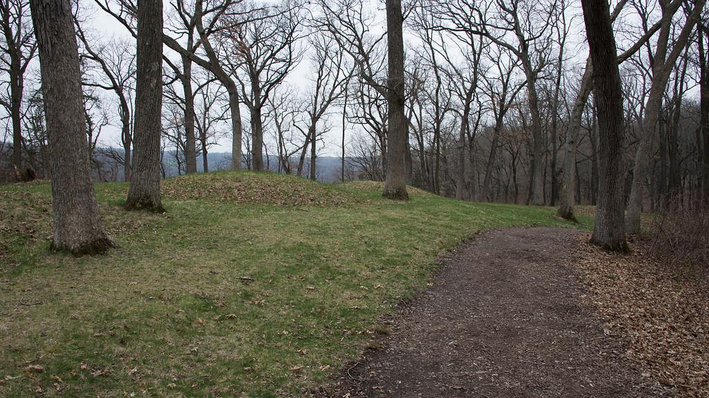 Effigy Mounds.