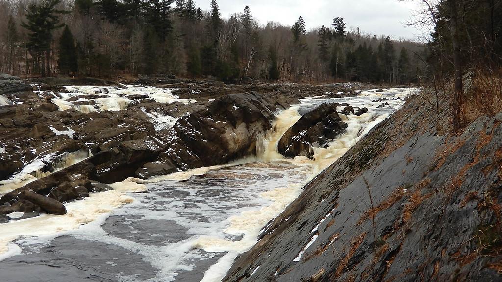 Jay Cooke Waterfall.