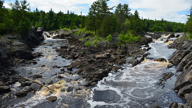 Jay Cooke Waterfalls