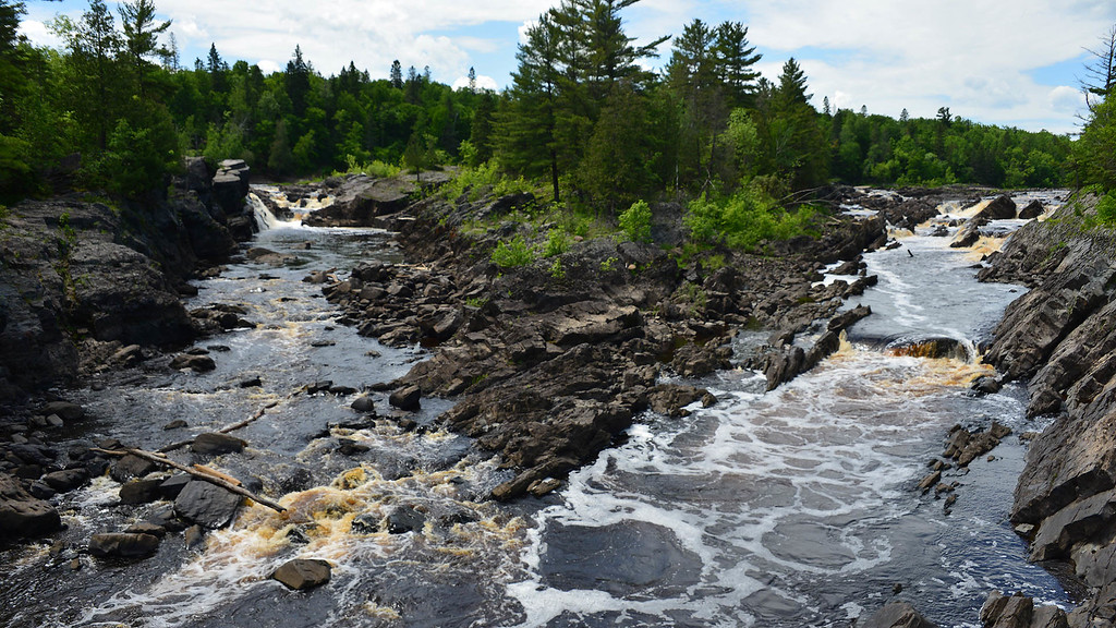 Jay Cooke Waterfalls