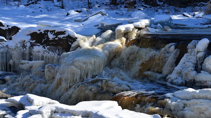 Jay Cooke Waterfall