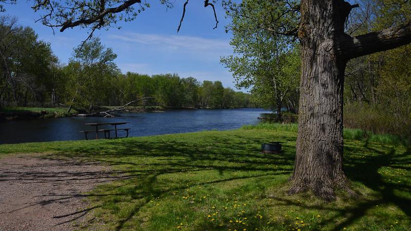 Kettle River Maple Island