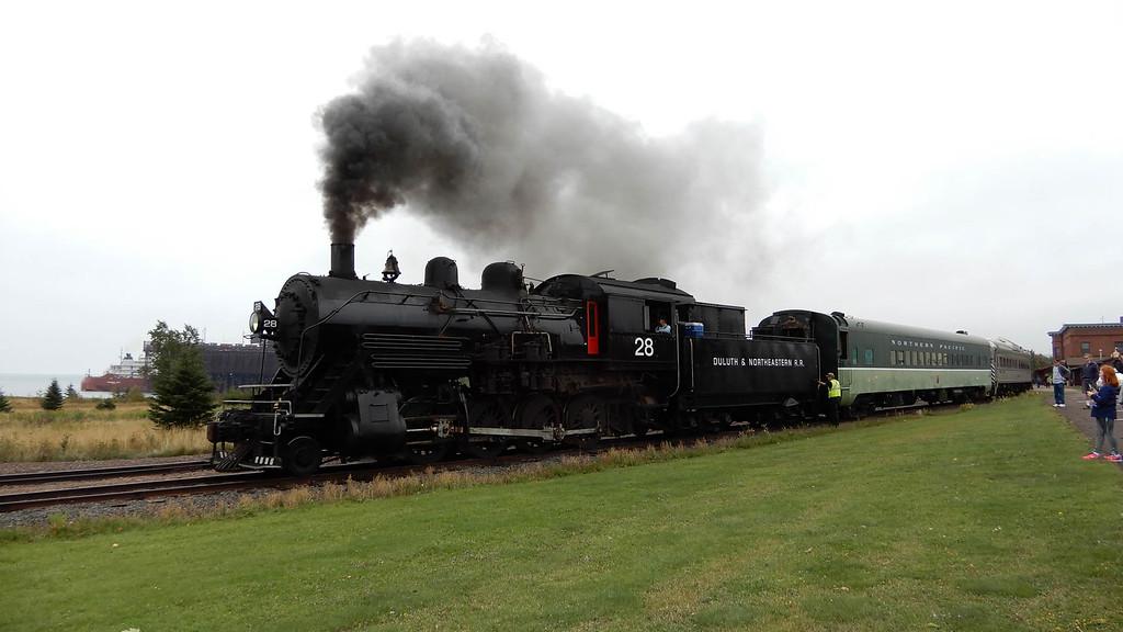 Steam  Engine #28