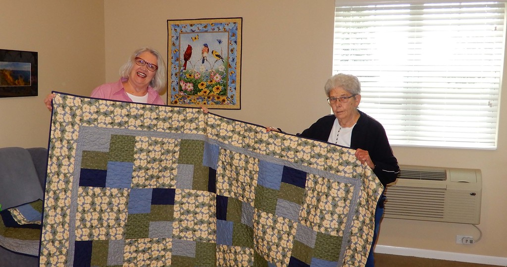 Marge's Memory Quilt