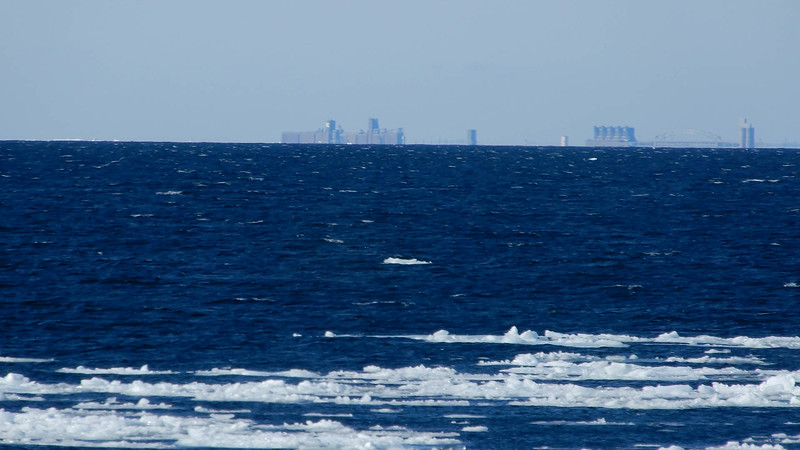 Duluth Harbor Skyline
