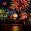 Two Harbors Minnesota Fireworks